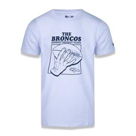 Camiseta NFL - Denver Broncos Street Taste Hand Ball - New Era