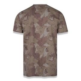 Camiseta NFL Las Vegas Raiders Camuflada - New Era
