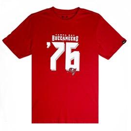 Camiseta NFL Number Tampa Bay Buccaneers - New Era