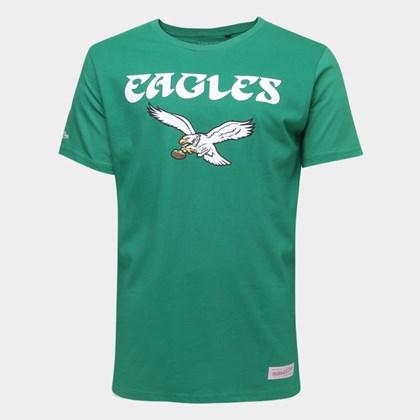 Camiseta NFL Philadelphia Eagles - Mitchell & Ness