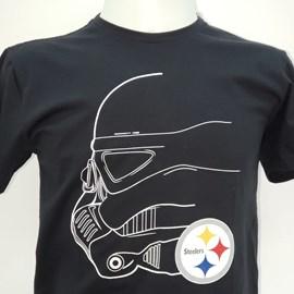 Camiseta Pittsburgh Steelers - NFL Star Wars