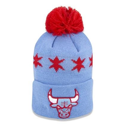 Gorro NBA - Chicago Bulls City Series Global Collection - New Era