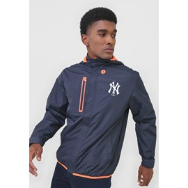 Jaqueta Corta Vento Neon MLB New York Yankees