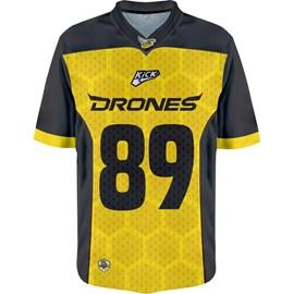 Jersey Oficial Ijuí Drones - Kickball