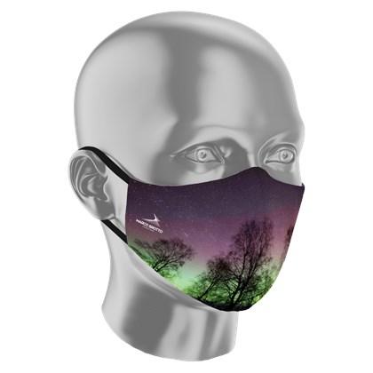 Máscara Alaska - Marco Brotto