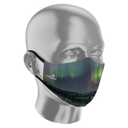 Máscara Groenlândia - Marco Brotto