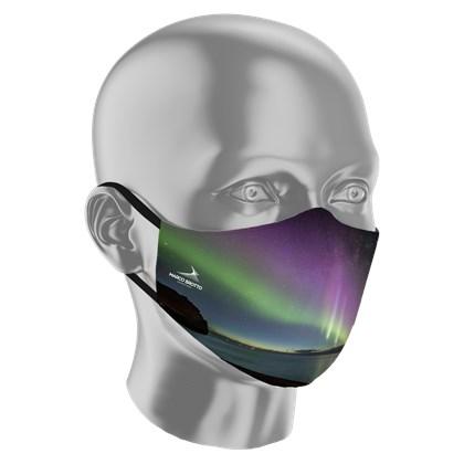 Máscara Ilhas Faroe - Marco Brotto