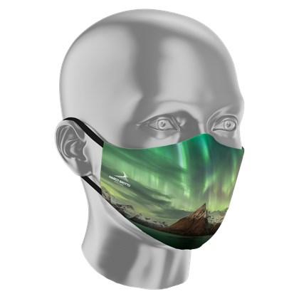 Máscara Noruega - Marco Brotto
