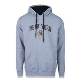 Moletom Canguru Fechado New York Yankees College School -New Era