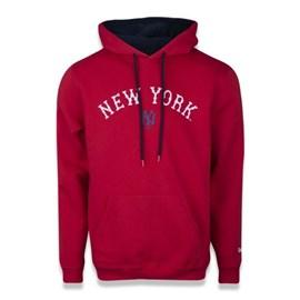 Moletom Canguru Fechado New York Yankees - New Era
