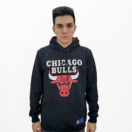 Moletom Canguru NBA Chicago Bulls