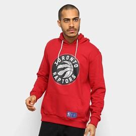 Moletom Canguru NBA Toronto Raptors