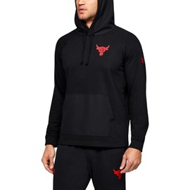 Moletom de Treino Masculino Under Armour Project Rock Terry