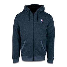 Moletom NBA Basic Cinza - New Era