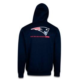 Moleton Canguru NFL New England Patriots Urban Tech Runner - New Era
