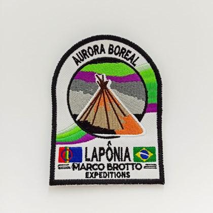 Patch Lapônia - Marco Brotto