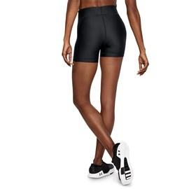 Shorts de Compressão Feminino Under Armour HeatGear® Armour Mid