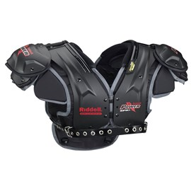 Shoulder Pad Riddell Power SPK+ RB/DB - Adulto